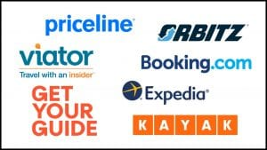 Online travel agent examples - how travel partnerships work