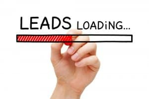 Image depicting leads - how to do them with a lead magnet template