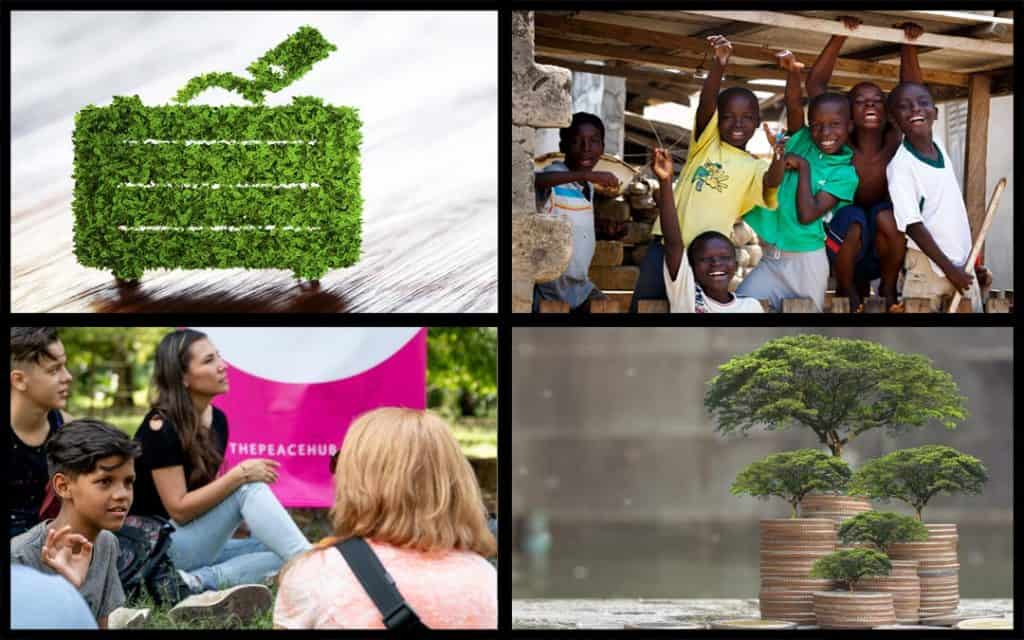 image to portray sustainable and responsible tourism