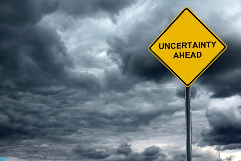 image referencing times of uncertainty and how to manage it.
