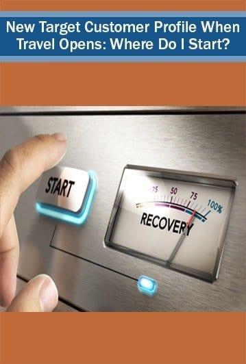 Picture of start and recovery - and how to create a new target customer profile