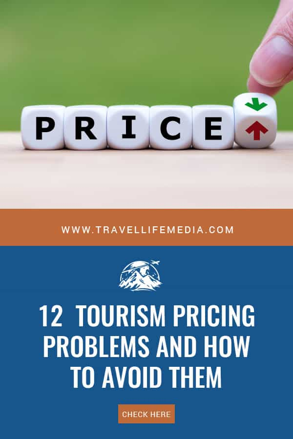 image - price - and 12 tourism pricing problems and how to avoid them.