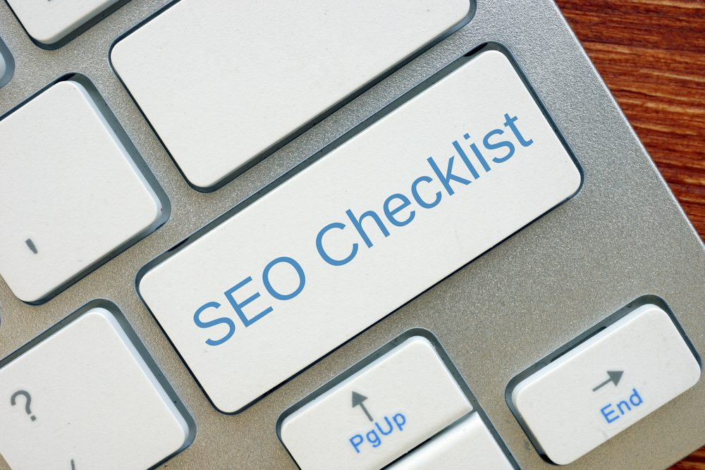A SEO checklist for on page tourism SEO