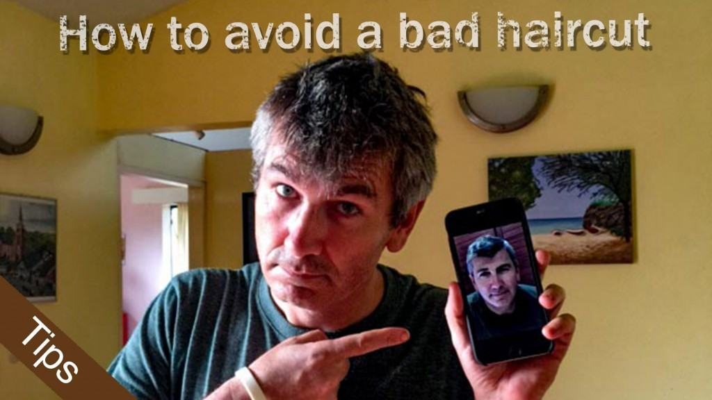 How to avoid a bad haircut when traveling