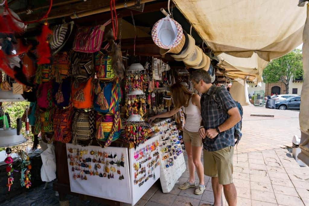 Markets in Colombia