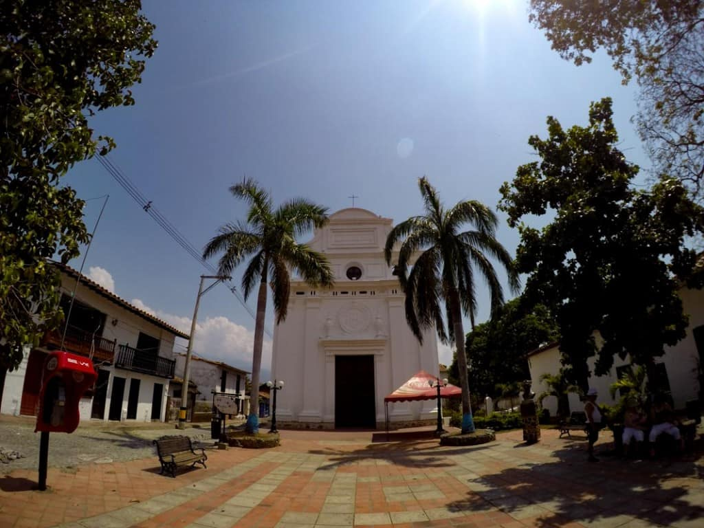 Cathedrals in Colombia