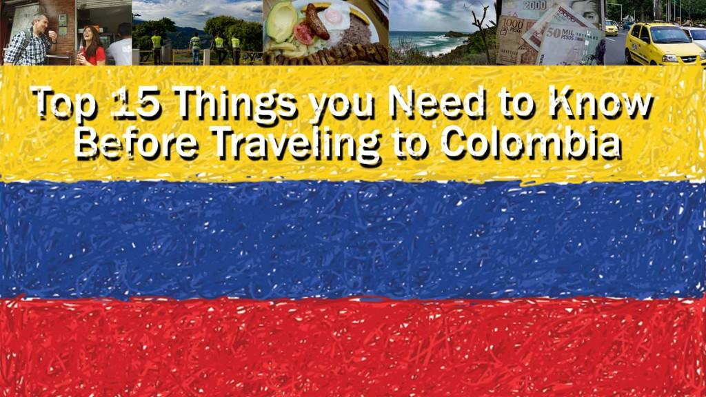 visiting Colombia