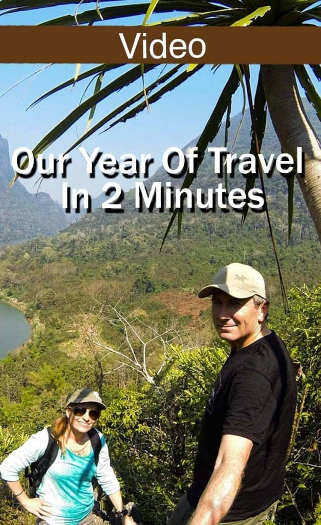 Year of Travel