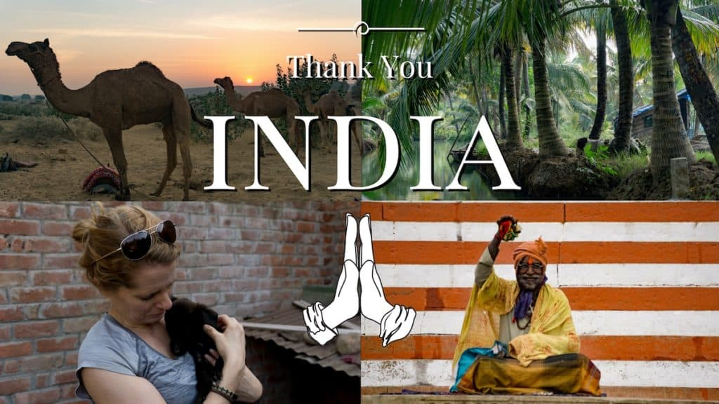 Thank You India, give india a chance