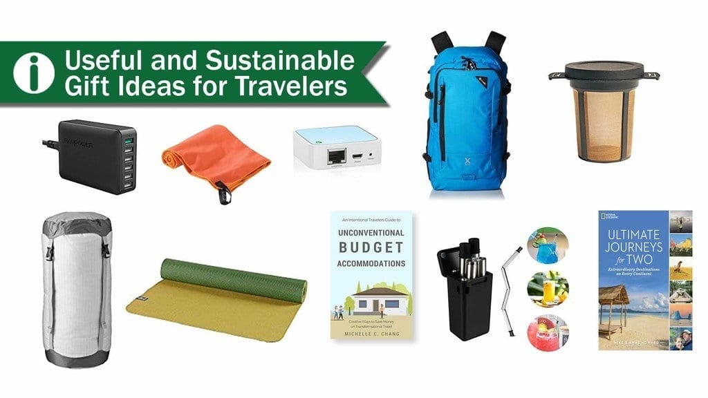 Pictures of Useful and Sustainable Gift Ideas