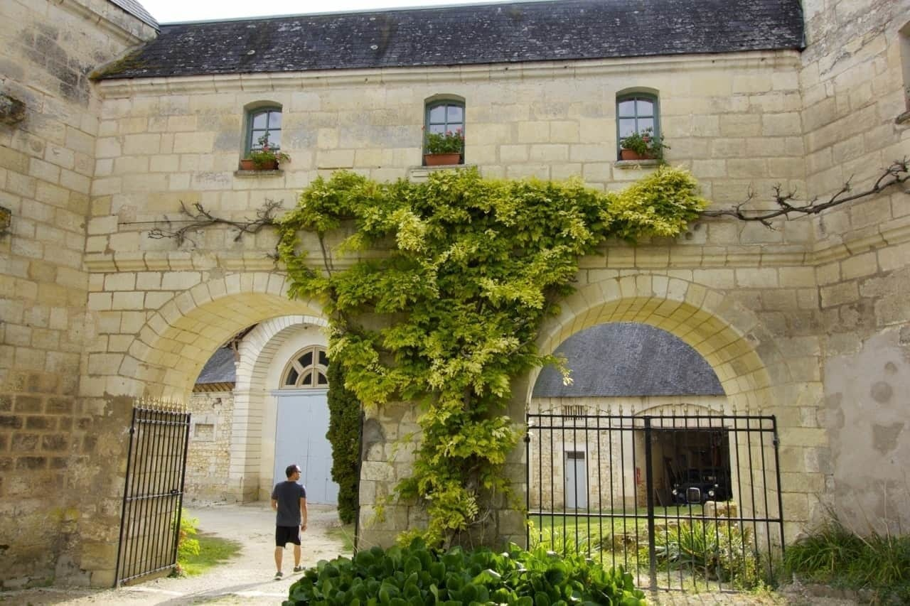 A chateau in france- example of free accomodation in exchange for work