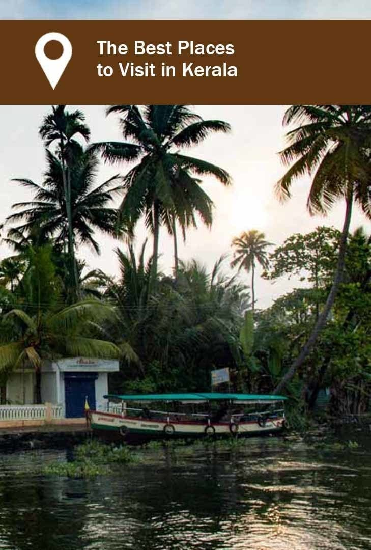 The Backwaters one of the best places to visit in Kerala
