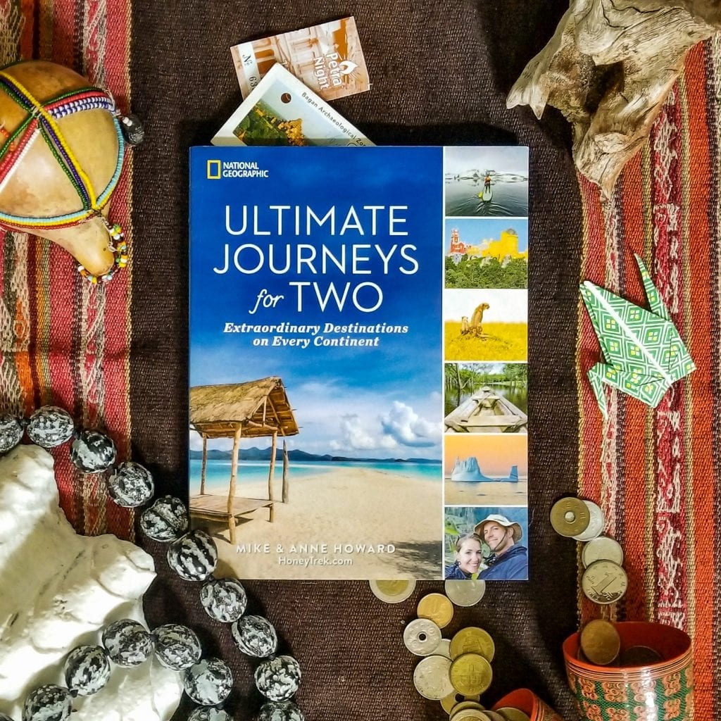 Sustainable gift ideas - value experiences over things like books